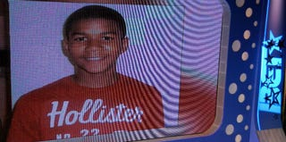 Trayvon Martin (Getty Images)