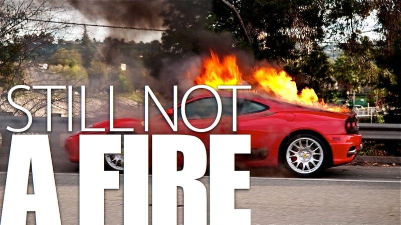 Illustration for article titled How Ferrari responds