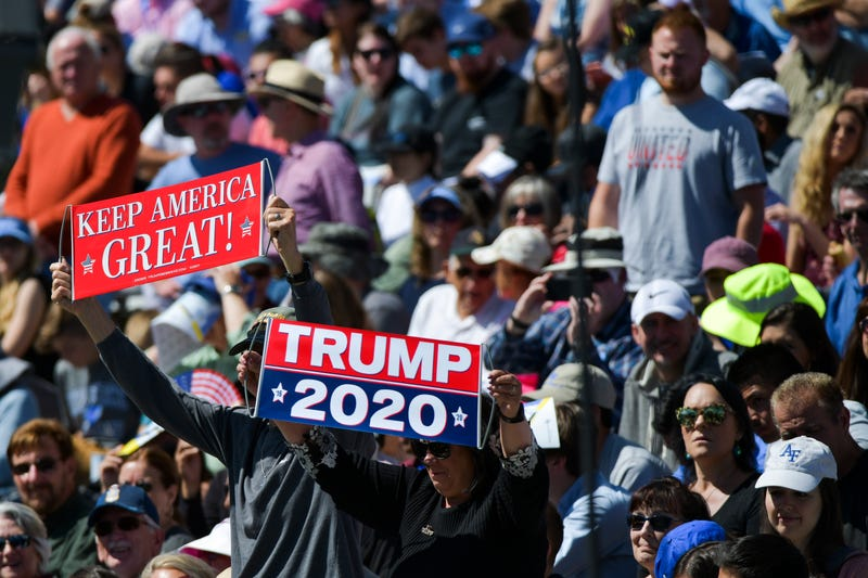 Air Force Academy Graduation 2020.Professor Picks Trump In 2020 Unless Democrats Impeach Him