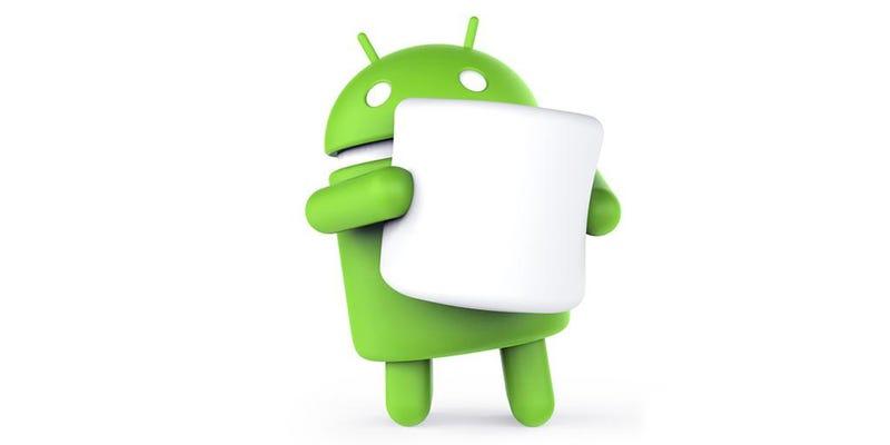 Illustration for article titled Marshmallow es el nombre de la siguiente versión de Android