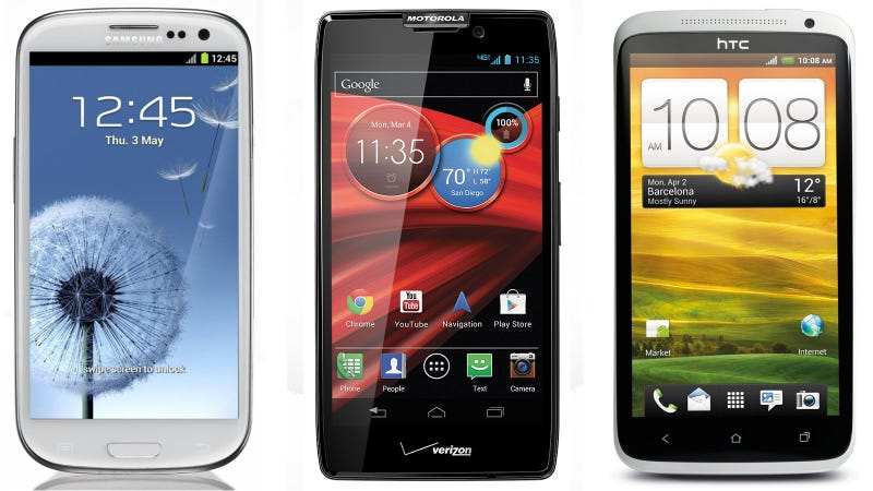 Illustration for article titled How Does the Motorola Droid RAZR HD Compare to the Best Android Phones?