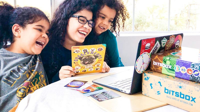 Bitsbox Kids' Coding Lessons (First Box) | $15 | Amazon