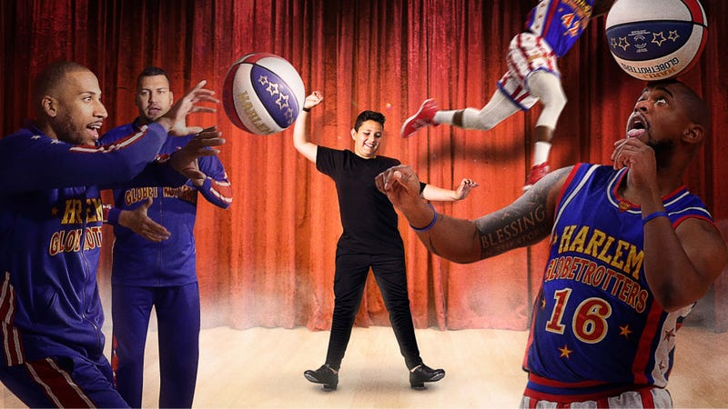 Illustration for article titled 4 Times The Harlem Globetrotters Showed Up Uninvited To My Son's Tap Dancing Recital And Humiliated Him With Basketball Tricks