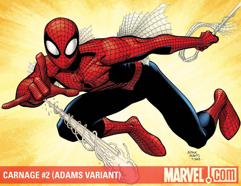 Illustration for article titled Would You Like To See Armpit Webbing In The New Spider-Man Films?