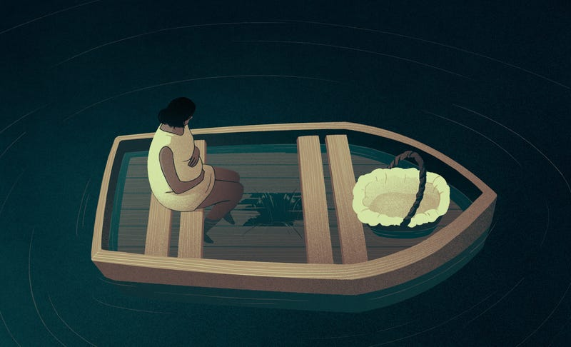 Illustration for article titled Pregnant, Uninsured, and Adrift