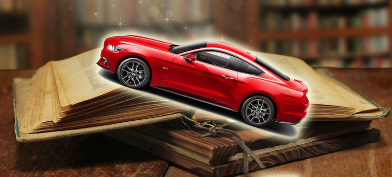 Illustration for article titled This Is The Entire Dealer Guide To The 2015 Mustang