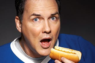 Illustration for article titled Norm MacDonald Is Picking NFL Games Better Than Colin Cowherd