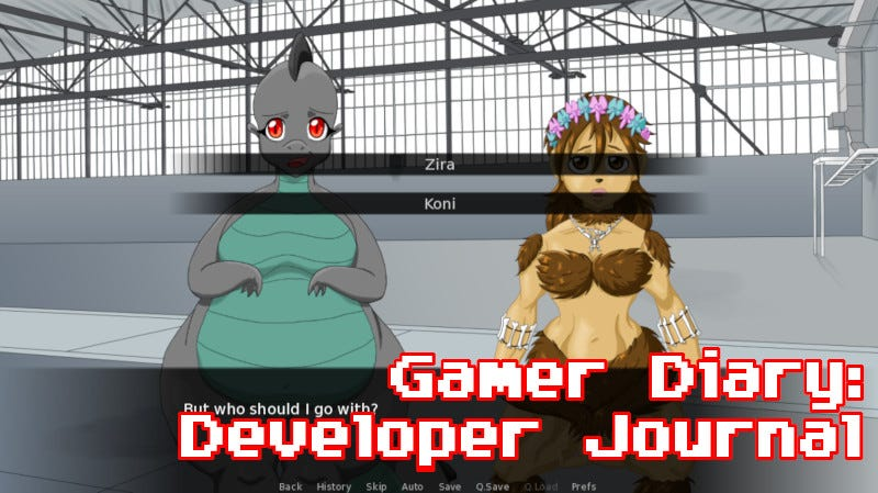 Illustration for article titled Developer Journal Weekly Report #13