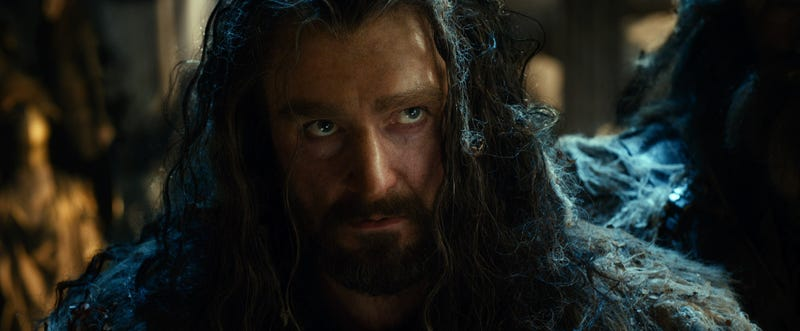 Illustration for article titled Richard Armitage reveals the dark journey awaiting The Hobbit's Thorin
