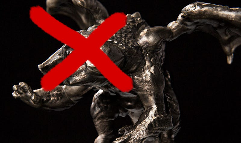 Illustration for article titled Valve Sends Terrible Statue To DOTA 2 Fans, Now Has To Send Another