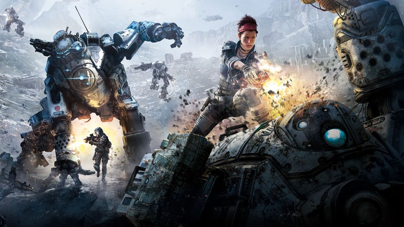 Illustration for article titled Speedrunner Blazes Through Titanfall 2In One Hour, Thirty Eight Minutes
