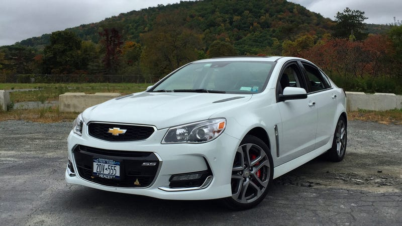 I Daily Drive A 2016 Chevrolet Ss With Magnetic Ride And Manual Transmission Which Means M Automatically Cooler Than 85 Percent Of Jalopnik S