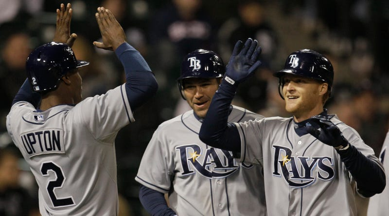 Illustration for article titled Rays Hero Dan Johnson Is Reportedly Returning To The Team As A Knuckleball Pitcher