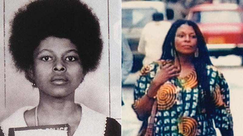 Illustration for article titled Assata Shakur Becomes the First Woman Added to FBI's Most Wanted List