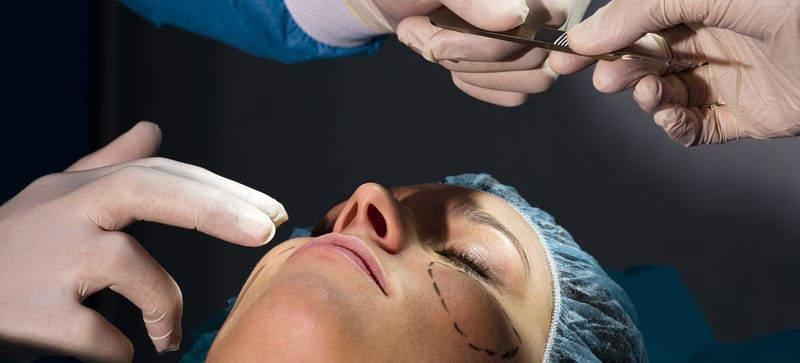 Illustration for article titled Using Plastic Surgery To Keep Astronauts Human On Long Space Missions