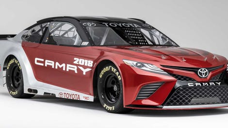 Here S How Modern Nascar Race Cars Compare To Their Road Going