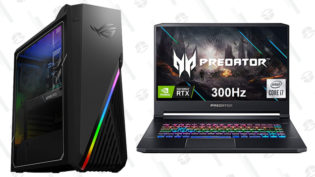 Let s Get Lit: Save Up to 22% Off Gaming PCs, Laptops, and Monitors at Amazon