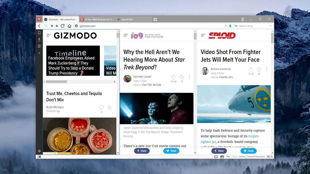 5 Reasons to Use to Vivaldi Instead of Chrome or Firefox
