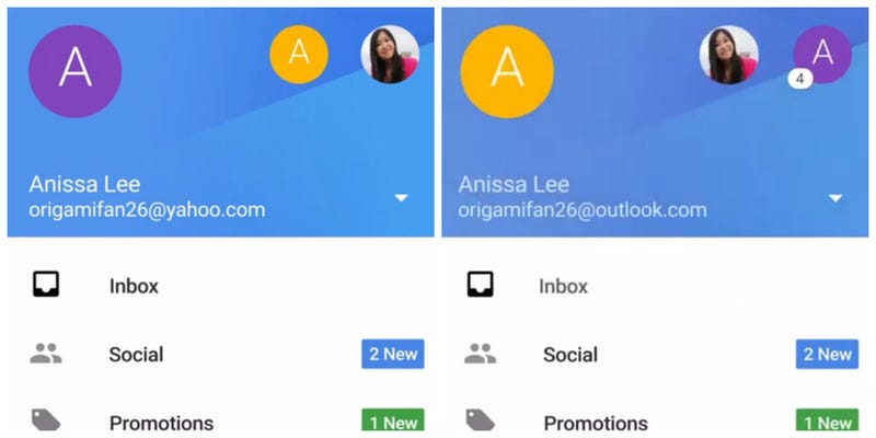 Illustration for article titled Here's How the New Gmail App Will Finally Tame Your Inboxes