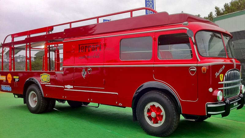 The Ten Coolest Race Transporters