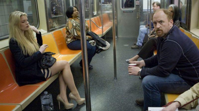 "Illustration for article titled Louie: ""Subway; Pamela"""
