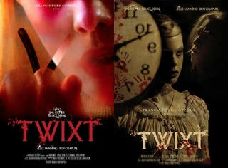 Illustration for article titled Twixt Posters
