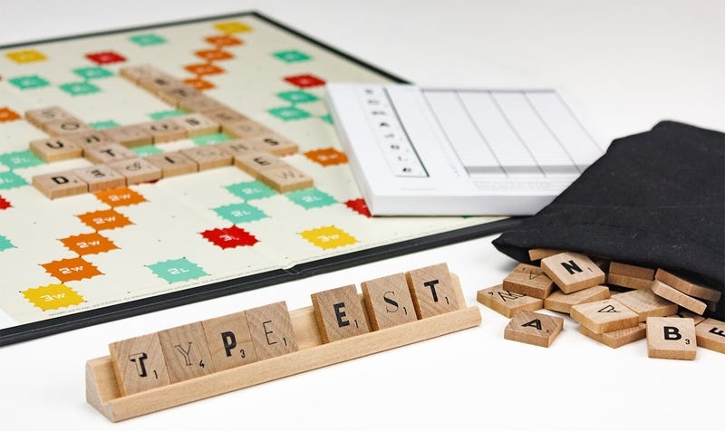 Illustration for article titled The Third Edition of the World's Most Beautiful Scrabble Game Introduces new Fonts