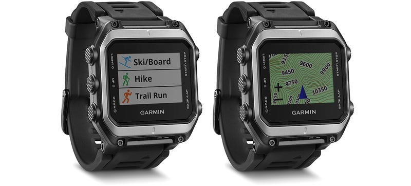 Illustration for article titled Garmin's epix Puts a Rugged Touchscreen GPS Navigator On Your Wrist