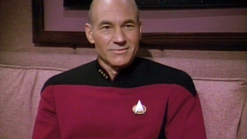 Patrick Stewart, Star Trek: The Next Generation