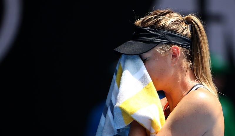 Illustration for article titled Maria Sharapova, Who Was On So Many Pills, Banned Two Years For PED Use