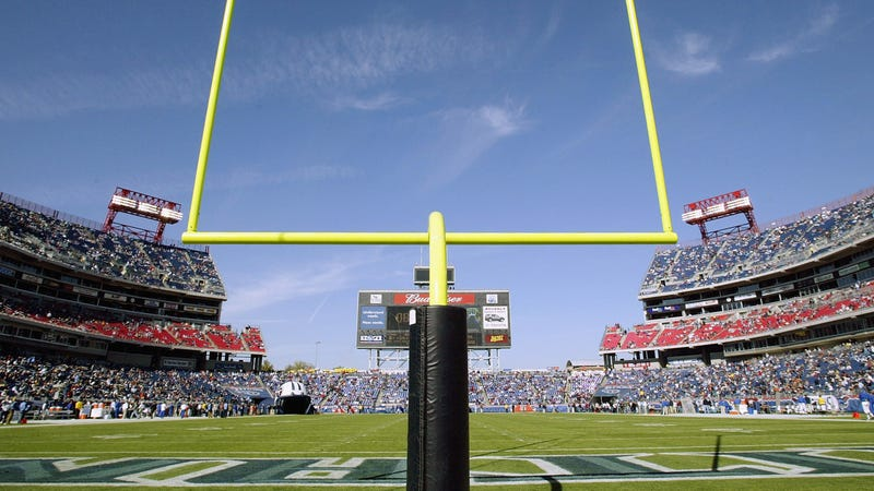 National Football League considering narrowing field goal posts