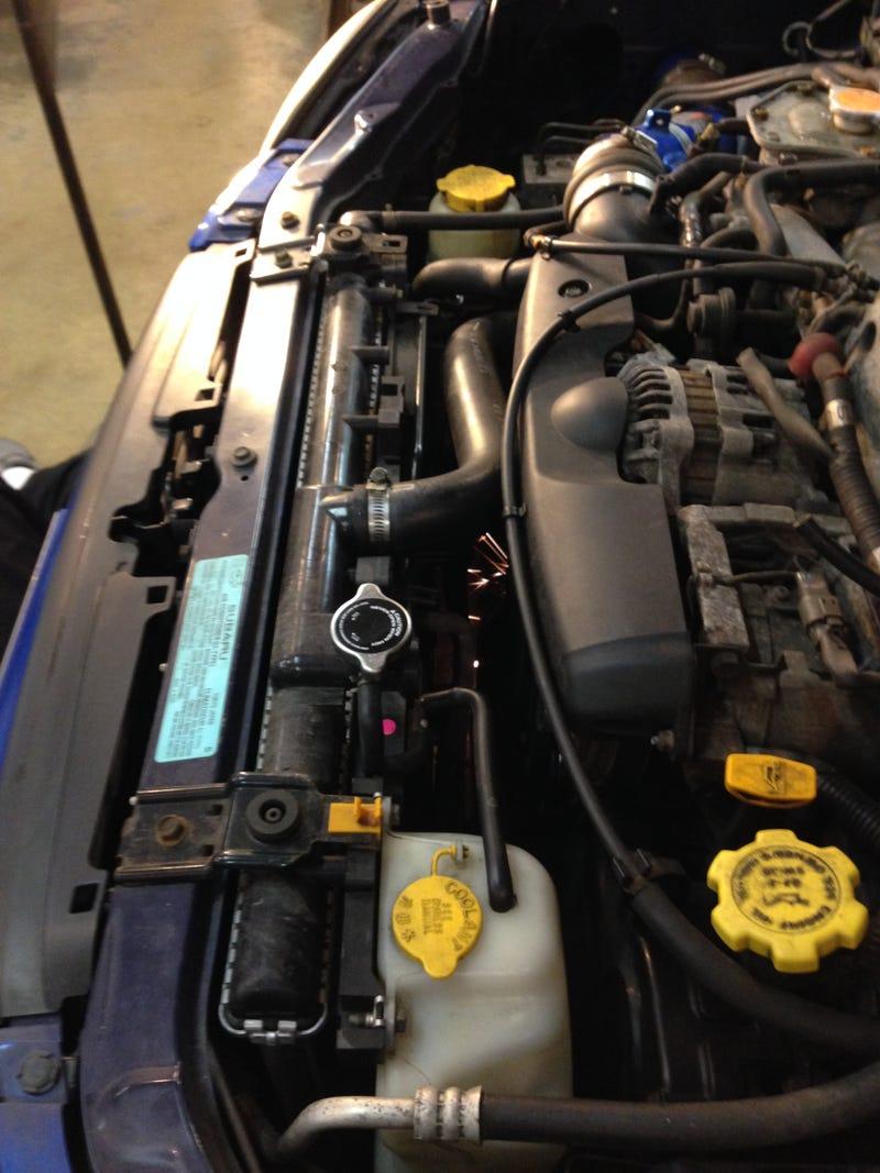 Turbo Failure: A Warning to '02-'06 Turbo Subaru Owners