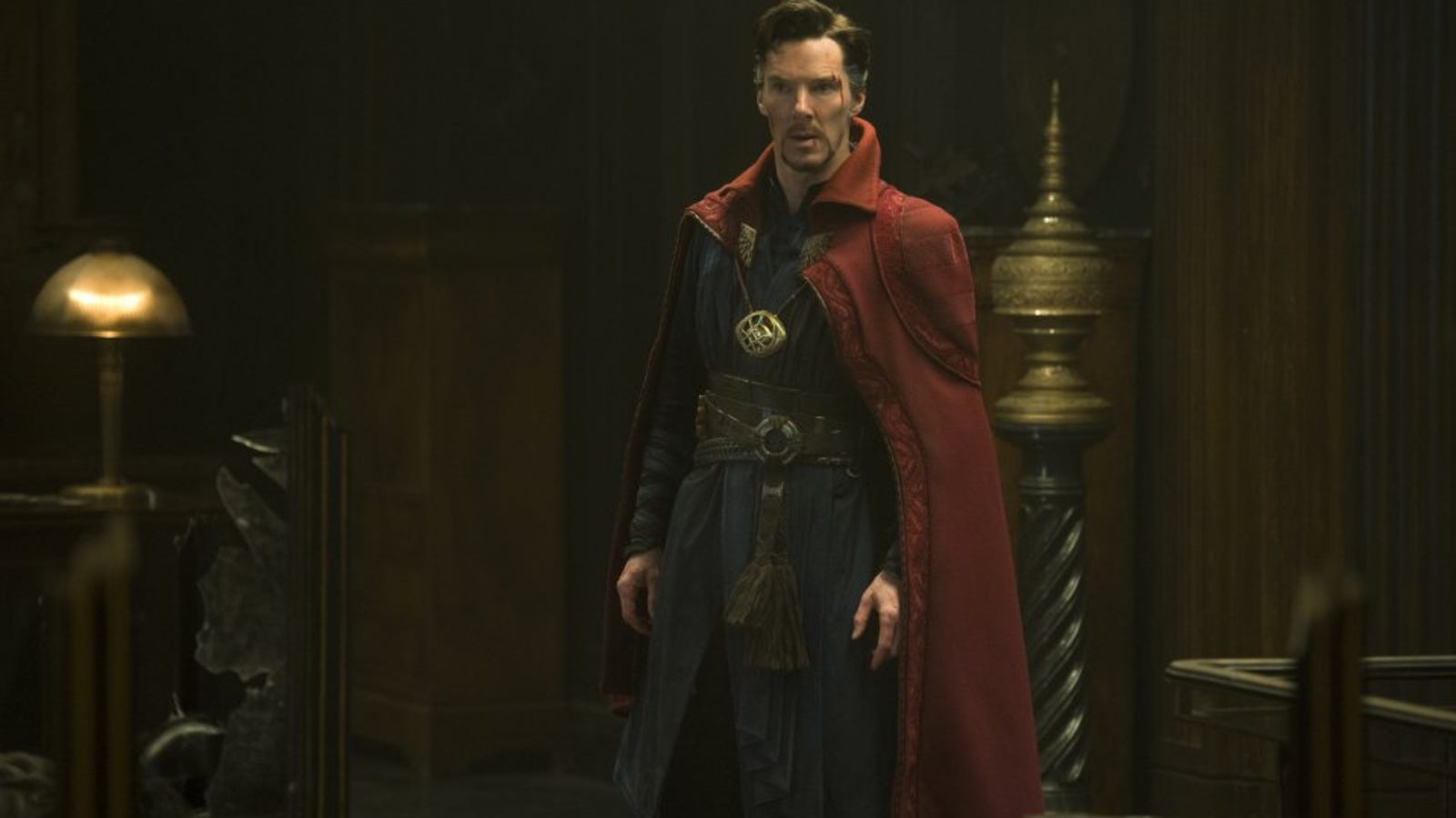 Sí, Doctor Strange reveló el título de la nueva Avengers: Endgame durante Avengers: Infinity War
