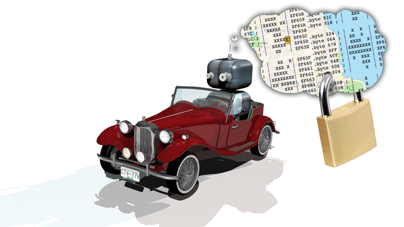 Illustration for article titled EU Rules That Any Data Your Autonomous Car Generates Can Be Copyrighted By The Carmaker