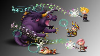 Illustration for article titled That Final Fantasy Music Game Is Coming To The U.S.