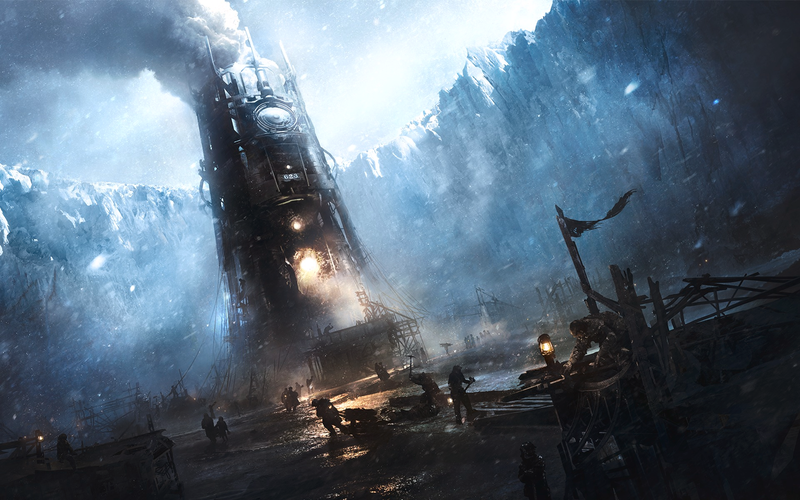Illustration for article titled You Should Be Playing The Brutal City Builder Frostpunk