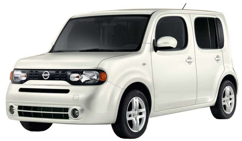 Illustration for article titled 2010 Nissan Cube Unveiled Early
