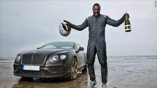 Idris ElbaDiscovery Channel