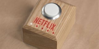 Illustration for article titled Netflix Built a Button That Delivers Netflix and Chill