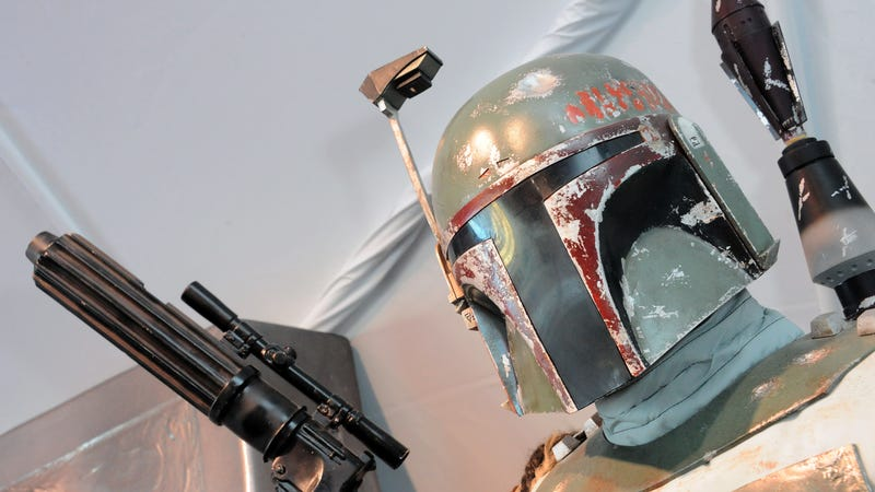Illustration for article titled Jon Favreau shares details and title for his new, very Western-soundingStar Wars show