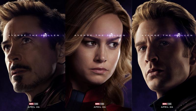 Illustration for article titled Los nuevos carteles de Avengers: Endgame confirman qué otros personajes sobrevivieron al chasquido de Thanos