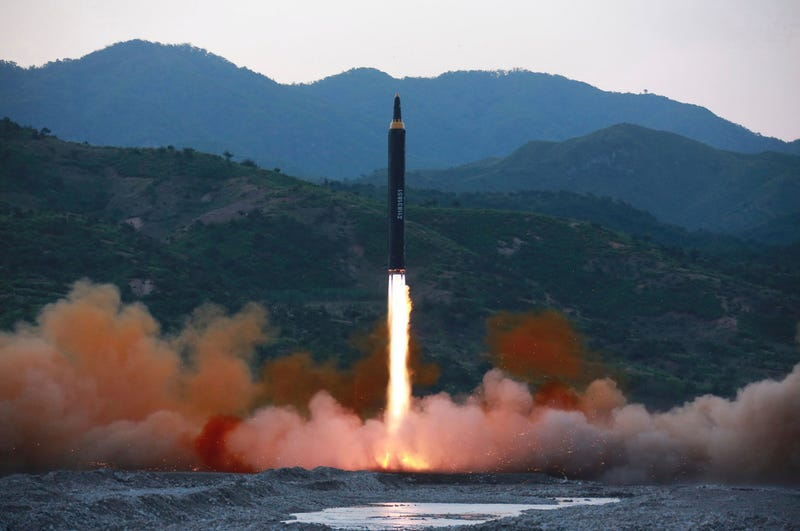 North Korea missile tests: United States warns against supporting Pyongyang
