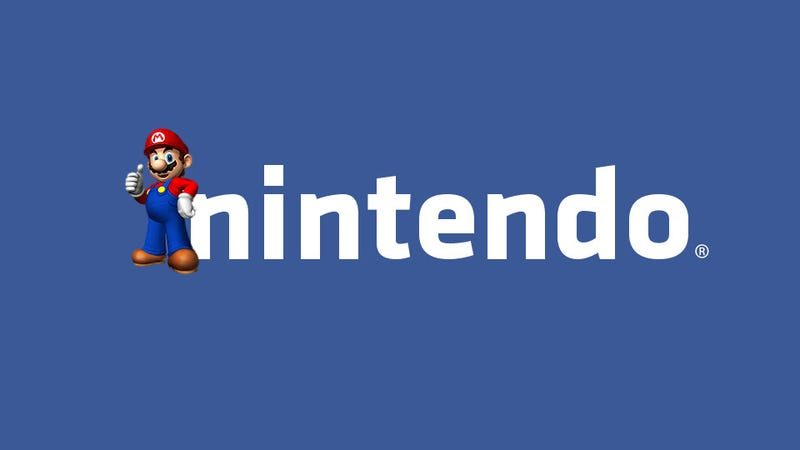 Illustration for article titled It Sounds Like Nintendo Wants to Make A Gamer's Version of Facebook