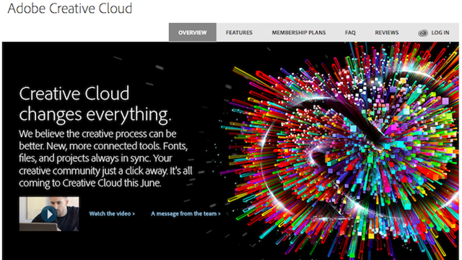 Adobe Kills Creative Suite, Goes Subscription Only Instead
