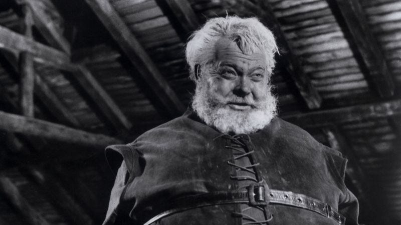 Illustration for article titled Orson Welles' late masterpiece Chimes At Midnight is back on the big screen
