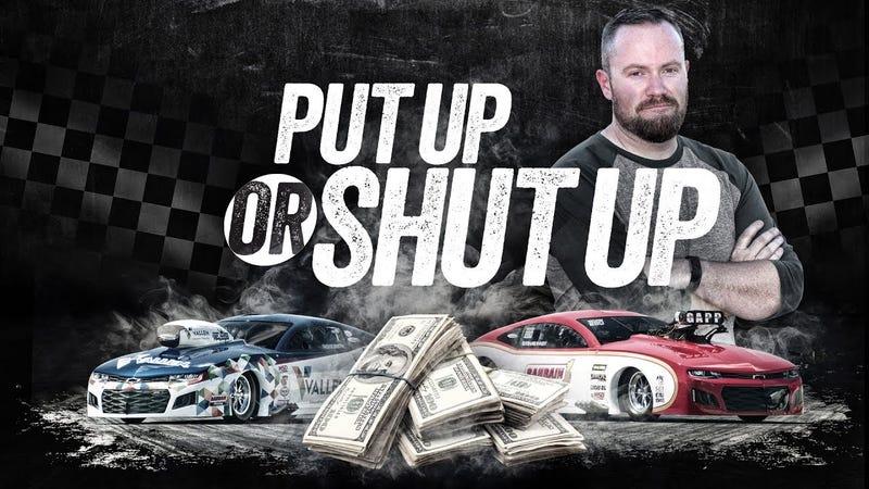 Illustration for article titled MTOD: Put Up or Shut Up