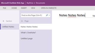Illustration for article titled OneNote on the Web Updated with Simpler, More Direct Interface
