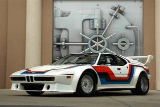 Illustration for article titled Shopping For A Nice Malaise Era BMW? How About This M1?