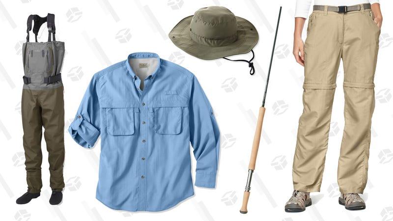 20% Off Fishing Gear | L.L.Bean | Promo code CATCH20