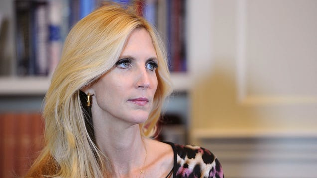 Ann Coulter Attacks Trump For Cowardly Backing Down From Full On Race War